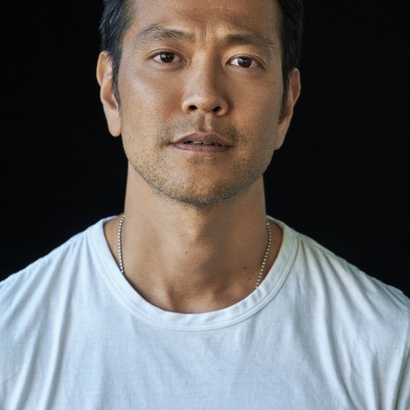 'Hunters' star Louis Ozawa finally finding the time to tell a timely story
