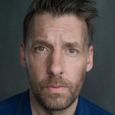 Craig Parkinson talks acting and talking to actors on the Two Shot Podcast