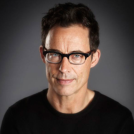 Stealing shoot days on a short heist movie with The Flash star turned director Tom Cavanagh.
