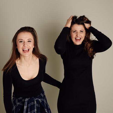 Talking Head: Mini Productions are anything but... meet April Kelley and Sara Huxley