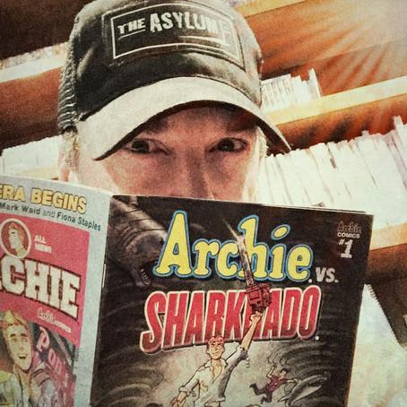 Producer David Michael Latt on B-movie phenomenon Sharknado