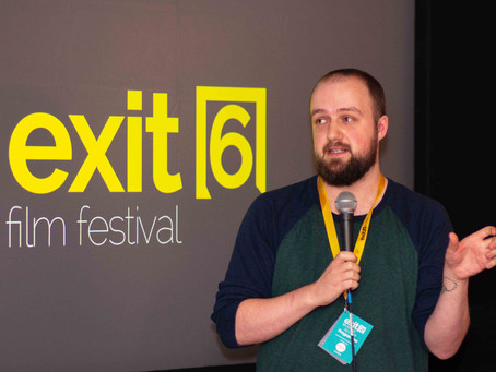 Robert Trott on short comedy 'The Insecurities of Dill'