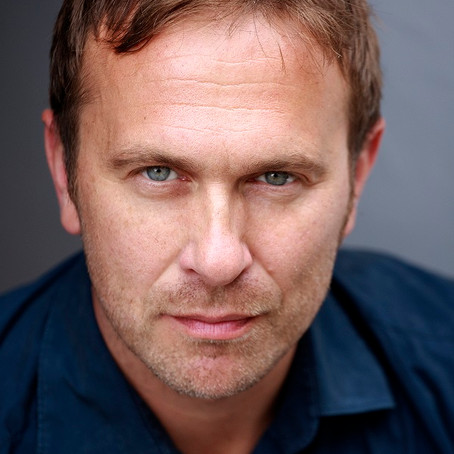 Jason Merrells on advice for new actors and directing his first short film