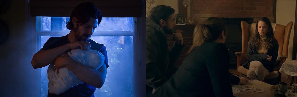 Hushy Bye / The Interrogation of Olivia Donovan