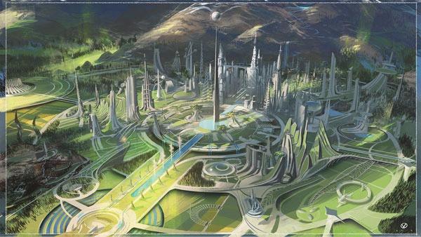 Concept Design: Tomorrowland