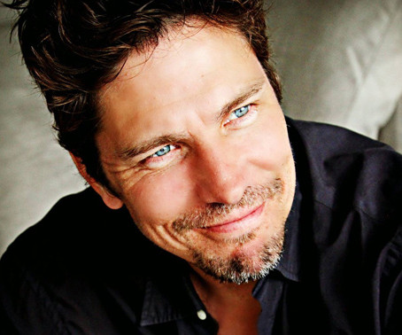 Battlestar Galactica's Michael Trucco on learning from his co-stars - then baring all for them