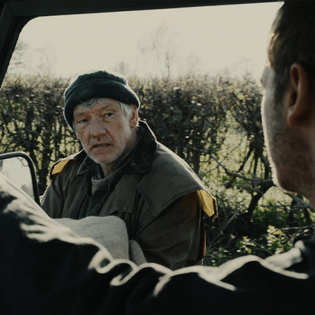 Burn Gorman closes Exit 6 Film Festival and announces Best Film Award winner