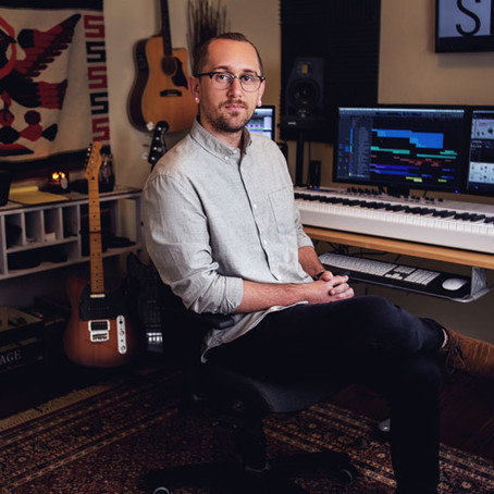 Collaboration is key to making music with René G. Boscio.
