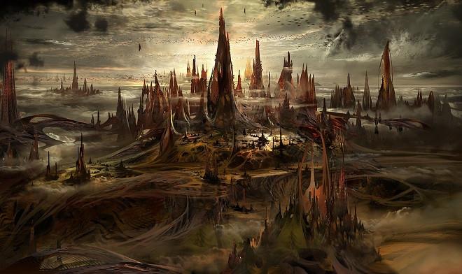 Concept Design: Ender's Game