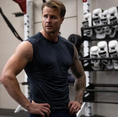 How to make a hero with Hollywood stuntman Bobby Holland Hanton