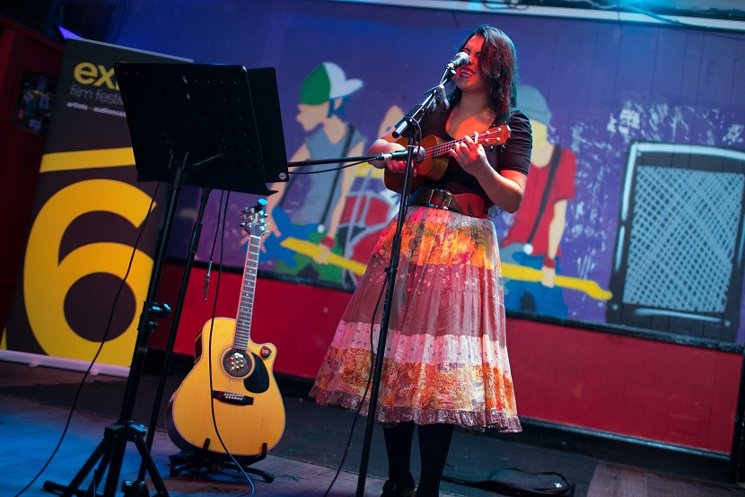 Lizgonmad performs at Sanctuary