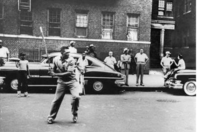 Stickball on the street.JPG