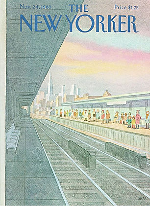 Bliss Street Station New Yorker Magazine