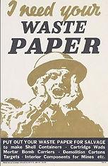I need waste paper.JPG