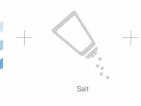 Wasser, Salz und Energie