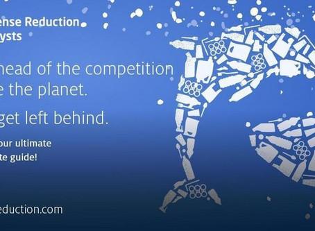 Bleiben Sie der Konkurrenz einen Schritt voraus und helfen Sie gleichzeitig der Erde