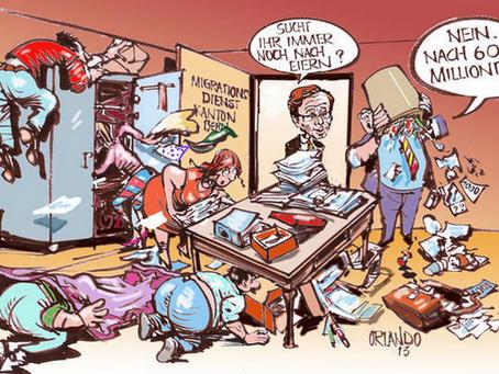Chaos in der Buchhaltung - Ein Abbild der Betriebsprozesse?