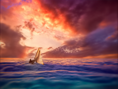 Sailing Safely Through the Wild Wind