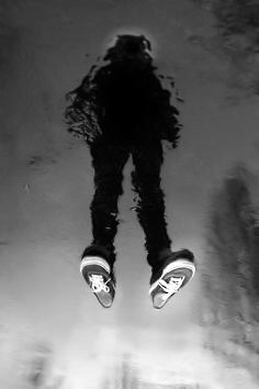 Shadow under empty shoes, Anonymous Limbs Media, Psylosophy.png