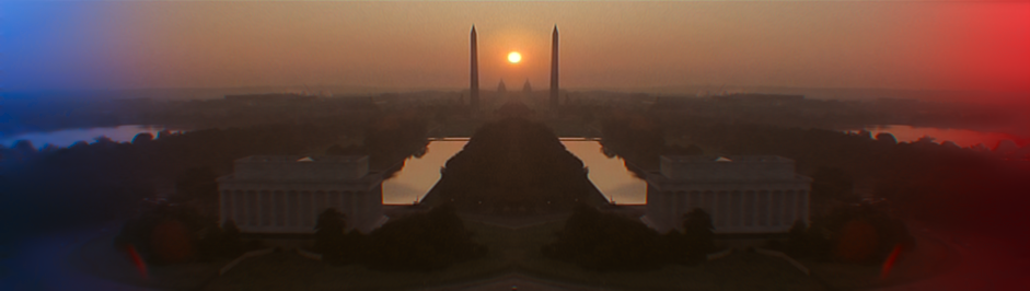 Washington DC angle into Sun ^ mirror-, Anonymous Limbs Media.png