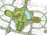 גדעון שריג,אדריכלות נוף,שכונת הפארק,פארק מרכזי שכונת הפארק,לב וקסמן, פארק