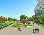 גדעון שריג,אדריכלות נוף,חניון הברזל,חניון,לב וקסמן, תכנון חניון הברזל תל אביב