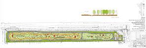 """גדעון שריג,אדריכלות נוף,ראש ציפור ת""""א,לב וקסמן,טבע עירוני, ראש ציפור"""