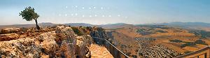 גדעון שריג,אדריכלות נוף,הר ארבל,לב וקסמן,שמורת טבע,ארבל