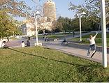 גדעון שריג,לב וקסמן,אדריכלות נוף,גן דובנוב תל אביב, גן דובנוב