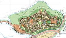 גדעון שריג,לב וקסמן,אדריכלות נוף,רובע מגורים