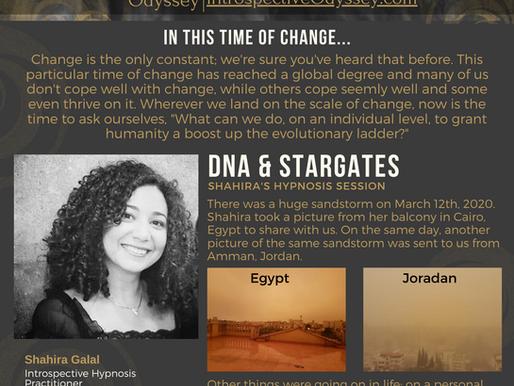DNA & STARGATES
