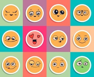 Labeling Emotions to Understand Ourselves Better.