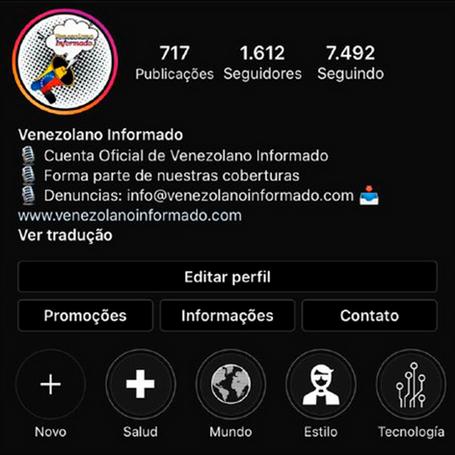 Venezolano Informado