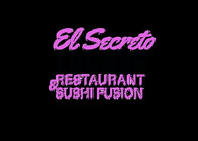Logo El Secreto Lounge RESTAURANT & SUSH