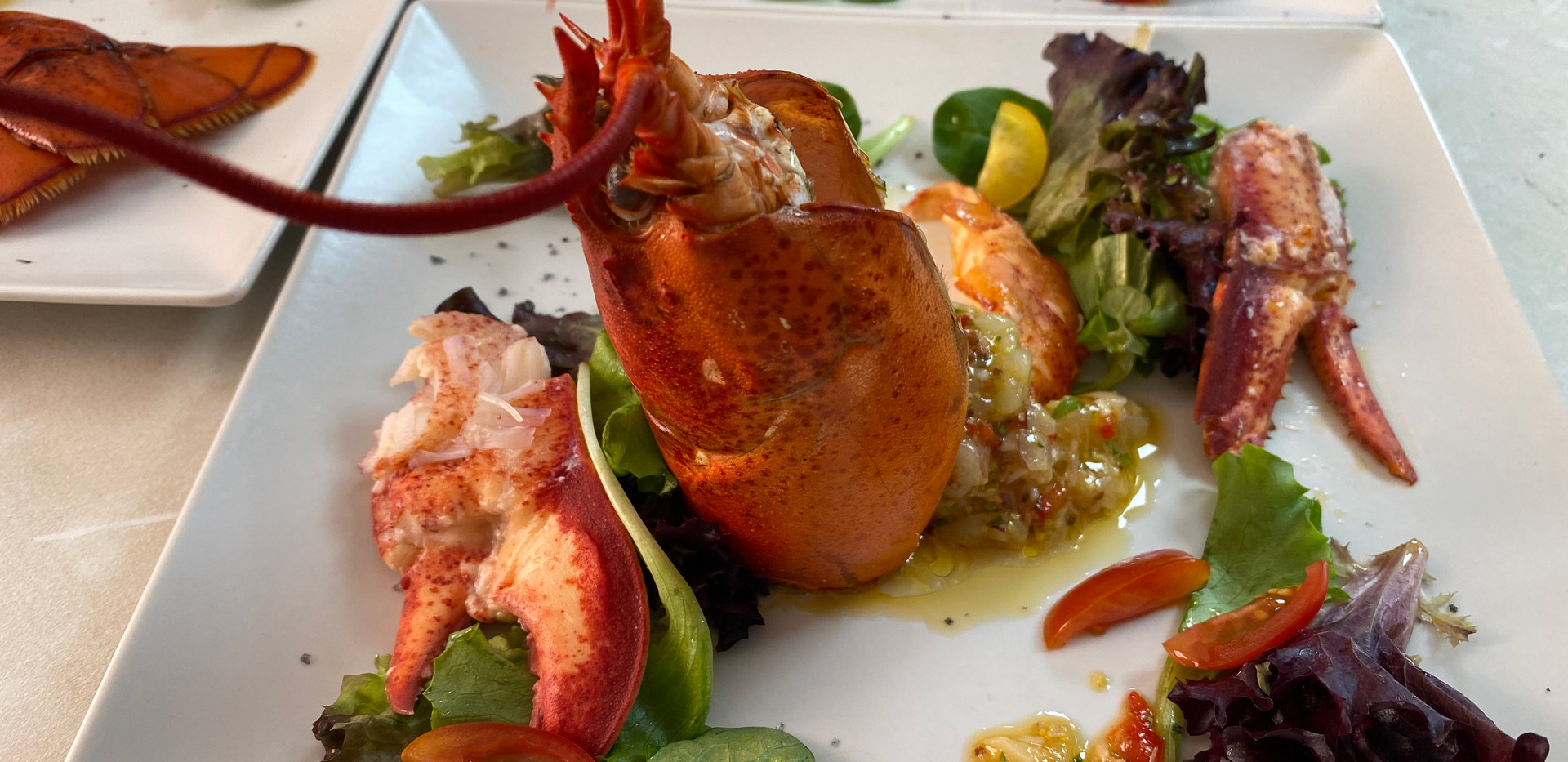 Salada de Bogavante