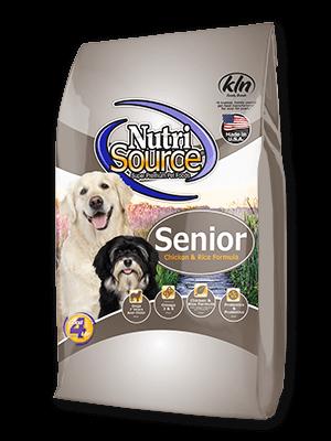 NutriSource Senior Dog Food