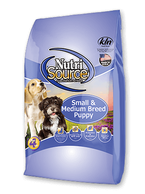 NutriSource Small and Medium Puppy