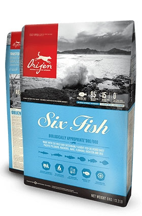 Orijen Six Fish Dog Food