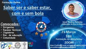 Formação de Ética e Integridade no Desporto - 21/03/2021