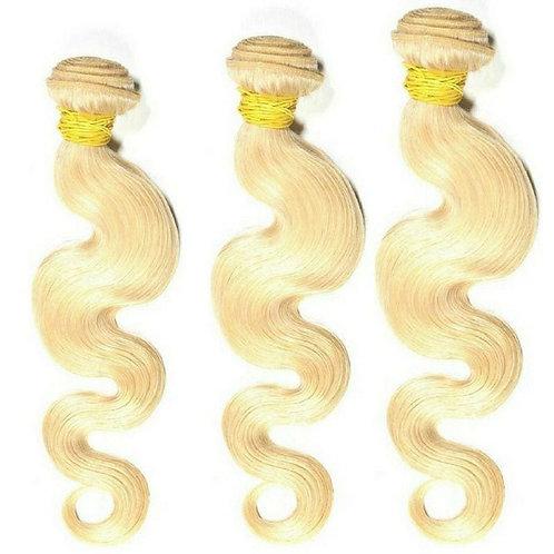 BUNDLE DEAL-Blonde Russian BODY WAVE