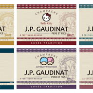 J.P.Gaudinat X Sanrio