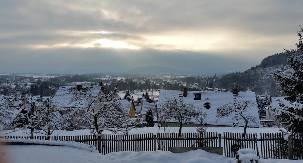 Ausblick Sonneberg