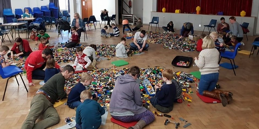 Red Lodge: Epic Blast and Build APRIL HOLIDAY