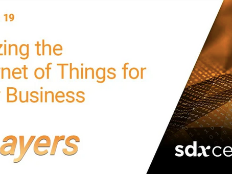 Utilizing the Internet of Things for Your Business