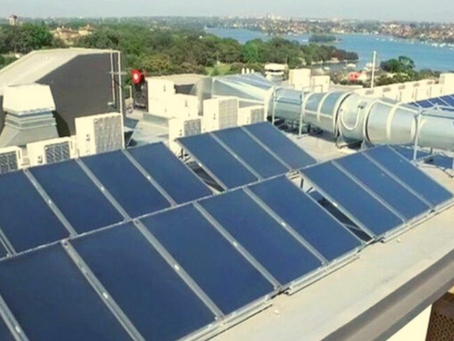 Role Of Technology And IoT In Modern Solar Panels