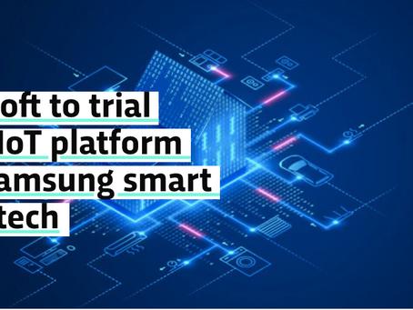 Microsoft to trial Azure IoT platform with Samsung smart home tech