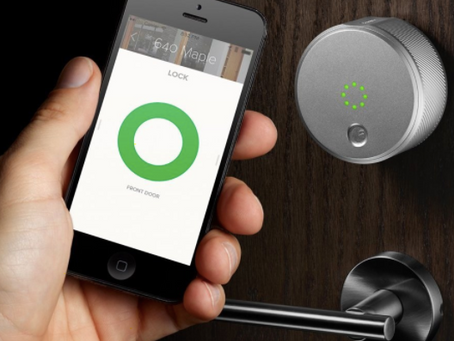 Smart-Lock Hacks Point to Larger IoT Problems