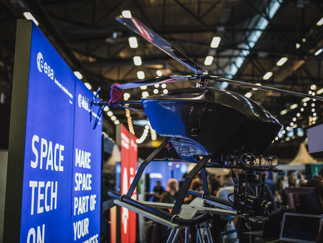 From encryption to IoT, this region's startups are forging new frontiers with space technology