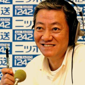 高田文夫さん(放送作家)