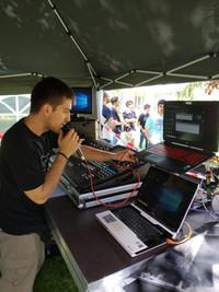 Prueba de sonido Festival de la Primavera 2019